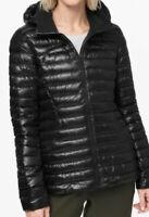 NWT Lululemon Pack It Down Jacket *Shine Size 4 Black BLK