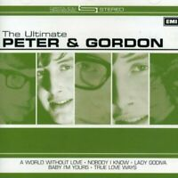 Peter And Gordon - The Ultimate Peter And Gordon [CD]