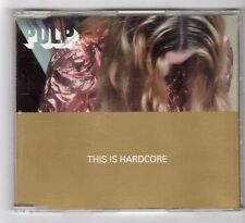 (GB272) Pulp, This Is Hardcore - 1998 CD