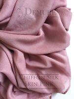 Hijab Scarf Aab Chiffon Silk Premium Quality Maxi Elegant Soft