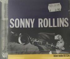 SONNY ROLLINS VOLUME ONE CD BLUE NOTE 2003 NEW SEALED FAST DISPATCH