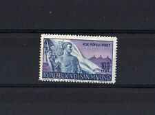 SAN MARINO 1948  UNIFICATO N. 340   ** MNH LUSSO