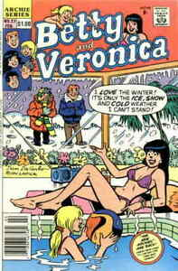 Betty and Veronica #27 (Newsstand) FN; Archie | save on shipping - details insid