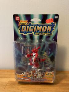 Digimon Guilmon Action Feature Figure Season Three Bandai New Sealed