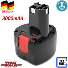 9.6V 3.0AH Ni-MH Akku für Bosch PSR 960 BAT048 BPT1041 BAT100 GSR PSR 9.6 VE-2