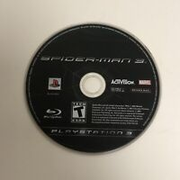 Spiderman 3 Playstation 3 PS3 Disc Only Tested