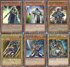 Skilled Magician Deck - Dark Magician - Buster Blader - Gaia  45 Cards - Yugioh