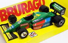 Burago 1/24 Scale Model Car B27H - F1 Benetton Ford - #20