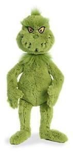 Aurora  Dr Seuss Grinch 18'' Soft Toy