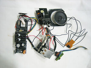 Electronics & Boards from a K-Line J1e Hudson 4-6-4