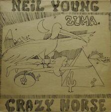 Neil Young & Crazy Horse-Zuma (Vinilo)