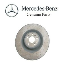 For Mercedes W164 ML63 AMG W251 R63 AMG Front Left Or Right Disc Brake Rotor OES
