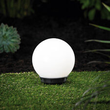 LED Solarkugel Schwimmkugel Teichlampe Garten Kugel Lampe Beleuchtung SO16-2 WOW
