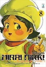 Manga - Star Comics - Mirai Nikki 8 - Nuovo !!!