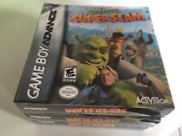 Shrek SuperSlam (Nintendo Game Boy Advance, 2005) GBA NEW!
