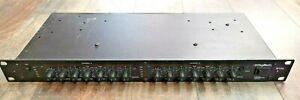 Digitech MT66 Dual Compressor / Limiter