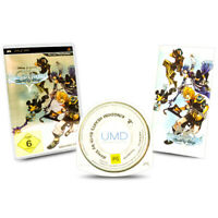 PSP Spiel Kingdom Hearts Birth By Sleep