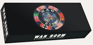 War Room: A Larry Harris Board Game / Axis & Allies / Risk / Diplomacy