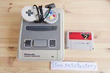Super Famicom Console SFC SNES & Mother 2 EarthBound SHVC-MB body & controller