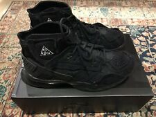 Nike Air Mowabb COMME DES GARCONS Black Sail UK9.5 US10.5 EU44.5 CdG