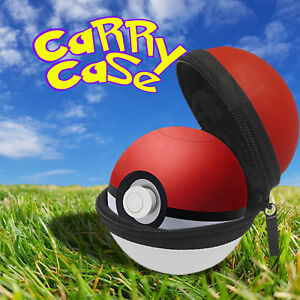 Protective Carry Case Compatible with Pokemon Let's go Pokeball Plus Controller