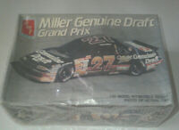 AMT #27 Miller Genuine Draft Pontiac Model Kit 1:25 Scale NASCAR Sealed ERTL