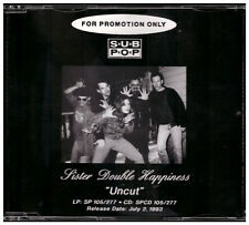 Sister Double Happiness - Uncut CD Promo