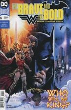 The Brave and the Bold: Batman and Wonder Woman #6 (of 6) FC 32 pgs