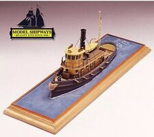 STEAM TOWBOAT TAURUS-1900 Wooden Kit Model Shipways No. 2021 New WITH PAINT!!