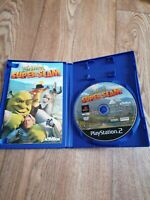 Shrek Super Slam (PS2, 2005) PAL Complete Game With Instructions Manual VGC