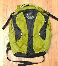 Osprey 'Ozone Day' Backpack | Lightweight Durable, Green, Black