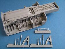 Pavla u48030 1/48 Resina BAC tsr-2 principale ruota ben Airfix