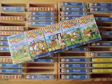 6x Bibi und Tina - MC-Auswahl - Kassetten-Sammlung - aussuchen - auswählen