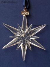 swarovski kerstster , Christmas star 2005