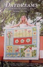 Quilt Pattern ~ DAYDREAMS ~ by Lauren & Jessi Jung