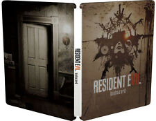 RESIDENT EVIL 7 BIOHAZARD - G2 - Steelbook Case Only PS4 XBOX ONE (No Game)