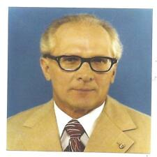 25 Erich Honecker Aufkleber stickers Punk DDR Ossi Zone SED Socialism DKP KPD
