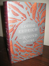 1st/1st Printing THE ROUND HOUSE Louise Erdrich NATIONAL BOOK AWARD