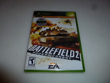 BRAND NEW FACTORY SEALED XBOX VIDEO GAME BATTLEFIELD 2 MODERN COMBAT NFS