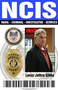 NCIS Gibbs Badge