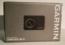 New listing New Garmin 45 Dash Cam 1080P Compact Dash Camera With MicroSd Card Never Used