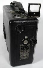 KODAK MODEL B 16MM MOVIE CAMERA W/ BOX AND MANUAL