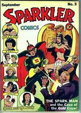 Sparkler Comics Golden Age Comic Collection on DVD ROM