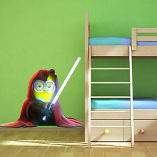 Star Wars Minion - Descpicable Me -Wall Art Sticker Boys Bedroom Decal Mural