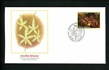 Postal History UN FDC V #360 Endangered Species Animals Ansellia Africana 2005
