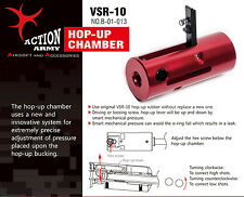 Action Army B01-013 VSR10 Hop Up Chamber for Tokyo Marui VSR10 / Well (Taiwan)