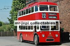 Double Decker Bus - Electric Fridge Magnet  90 x 60BUY UP TO 3 Mix No EXTRA P&P