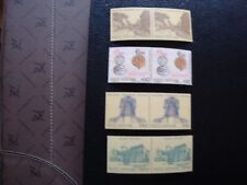 VATICAN - timbre yvert et tellier n° 751 a 754 x2 n** (Z14) stamp