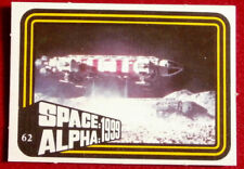 SPACE / ALPHA 1999 - MONTY GUM - Card #62 - Netherlands 1978