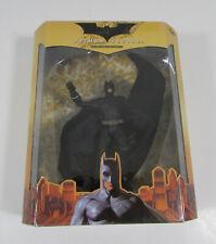 Batman Begins Collector Edition Action Figure Cape Mattel 2005 Nib